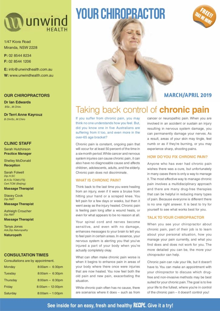 5032 Your Chiro March April 2019