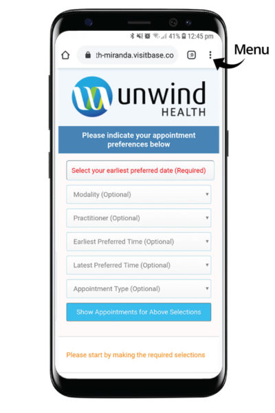 unwind-android